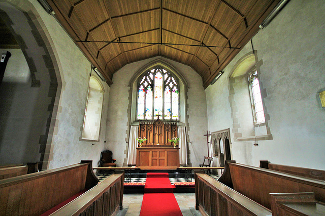 St Bartholomew's Church, Bayton, Worcestershire