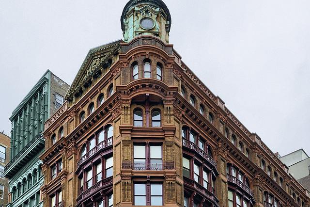 The MSI Building – 644 Broadway Broadway at Bleecker Street, New York, New York
