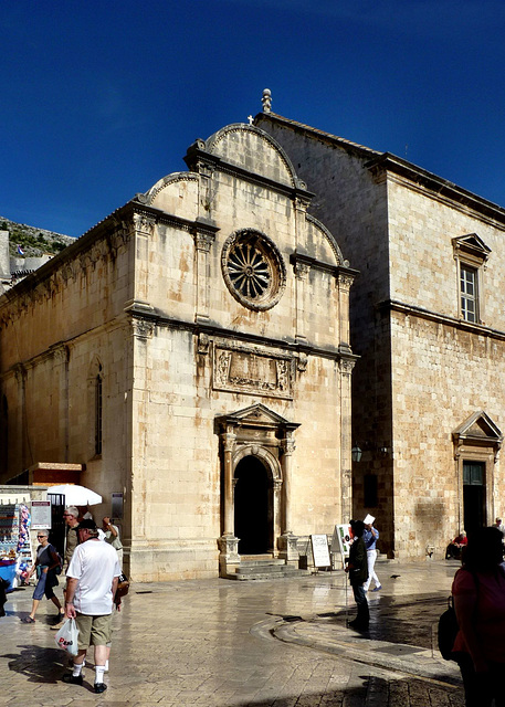 Dubrovnik - St. Saviour
