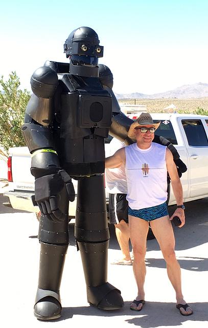 Robot & Randy (0433)