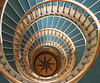 Treppen im Bürohaus an der Breitenfelderstraße -Staircase #01/50