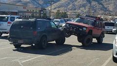 Questionable Parking Job