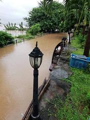 Pas de sécheresse en Thaïlande.....