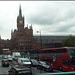 spire of St Pancras