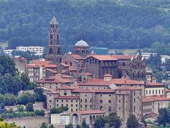 Le Puy - Cathédrale Notre-Dame