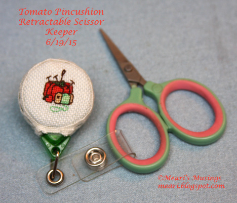 Retractable Scissor Keeper 6/19/15