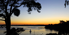 Berlin - Wannsee - Sunset Set