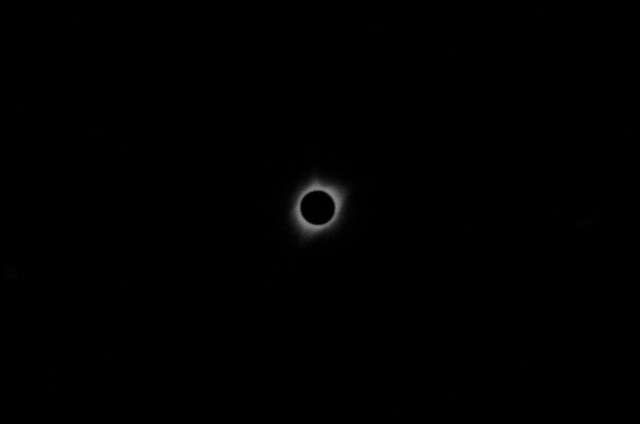 Solar Eclipse 2017 - Totality