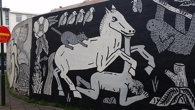 Questionable Mural