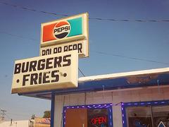 Burgers Fries