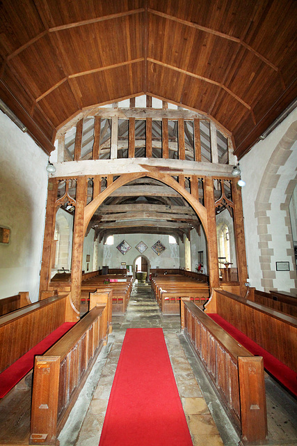 St Bartholomew's Church, Bayton, Worcestershire