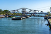 Matanzas - railway swing bridge