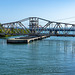 Matanzas - railway swing bridge