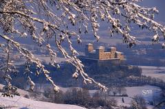 Castello di Torrechiara - Val Parma