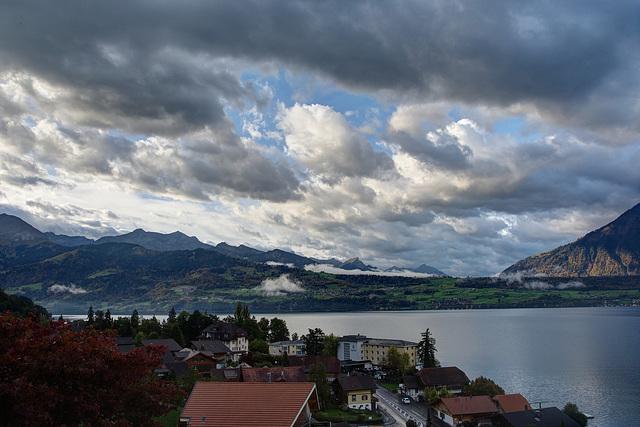 Oberhofen Lac de Thoune