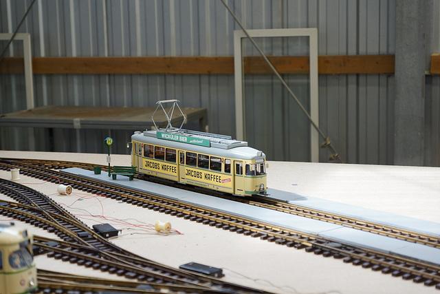 Straßenbahn Wuppertal Spur II 061
