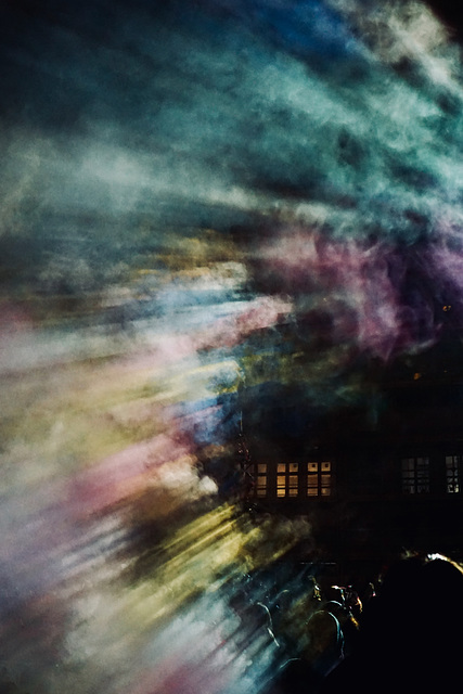 Die Nacht ist bunt - The night is colourful