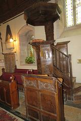 sellack church, herefs.