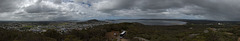 The view From Mount Melville Lookout Tower