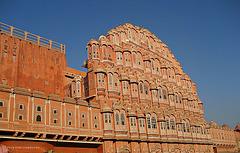 Hawa Mahal Jaipur (Rajasthan)