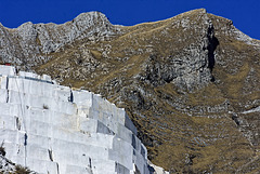 Cave marmo Colonnata