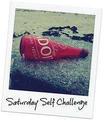 SATURDAY SELF CHALLENGE