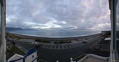 Blick aus dem Hotelfenster (PiP)