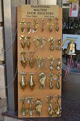 Traditional Maltese Door Knockers