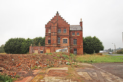 Remains of Saint Peter's Roman Catholic Orphanage, Gainford, County Durham