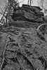 Sur le sentier des rochers Fleckenstein
