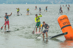 Course pro Enduro Stand UP Paddle Board...