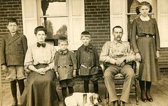 The Grumpus Family