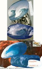 waves postcard for philippa