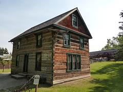 Livingston House, Heritage Park