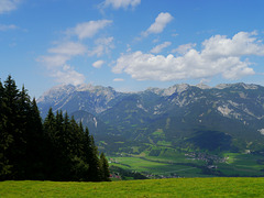 Ramsauer Berge / Ramsau mountains