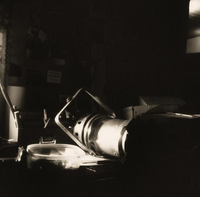 The Light Room (a light study)