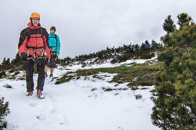 Crossing the Alps (4a)