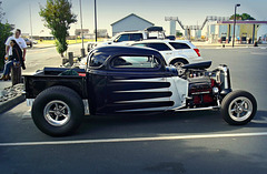1930s Ford hot rod