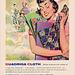 Quadriga Cloth Ad, c1955