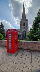 All Saints Church  ~ Holbeach ~ Lincolnshire