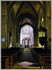 Intérieur de la Cathédrale Saint Vincent à Saint Malo(35)
