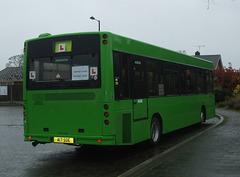 DSCF3175 Stevensons of Essex driver training bus A17 SOE (LK03 NLG) in Mildenhall - 12 Apr 2016