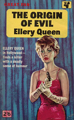Ellery Queen - The Origin of Evil