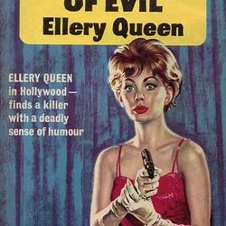 Ellery Queen - The Origin of Evil