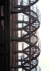 Treppen am Kehrwiederfleet