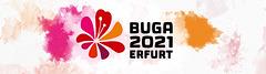 Logo der BUGA 2021