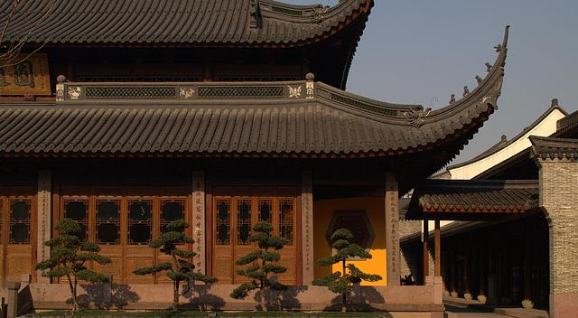 Temple In Ningbo