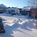 L' hiver en avant de chez-moi….