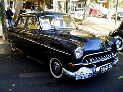 Opel Kapitän (1954).