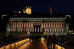 Palais de justice - Lyon